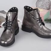Демисезонные стильные ботинки