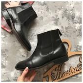 Кожаные ботинки Samuel Windsor р-р 42