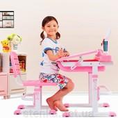 Детская парта и стульчик комплект. Цвета разные.