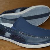 Кожаные мокасины Skechers, размер 8 US. Оригинал
