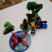 Playmobil детская площадка