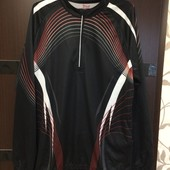 Новая велосипедная футболка Crivit Sports джерси велоформа