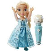 Disney Frozen поющая Эльза с микрофоном sing-a-long elsa doll