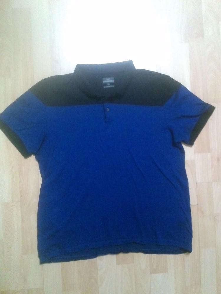 Фирменная футболка поло тениска XL фото №1