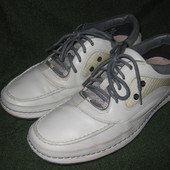 Туфли,мокасины Clarks,р.44-45 стелька 29-30,5см Кожа
