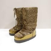 Луноходы moon boots Moschino 35-37 оригинал