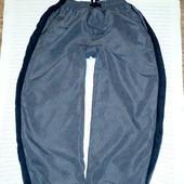 Спортивные штаны на трикотажной подкладке  Rebel. 12-13 лет.158 см