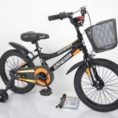 Двухколесный велосипед 16 N-200
