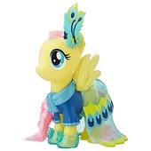 Флаттершай со сменными нарядами 15 см my little pony Fluttershy
