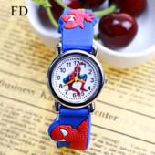 Детские часы Spider-man, новые