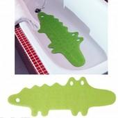 Забавный коврик для безопасного купания Крокодил от Икеа Патруль patrull 101.381.63 Ikea в наличии