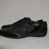 кожаные туфли Versace, р. 45