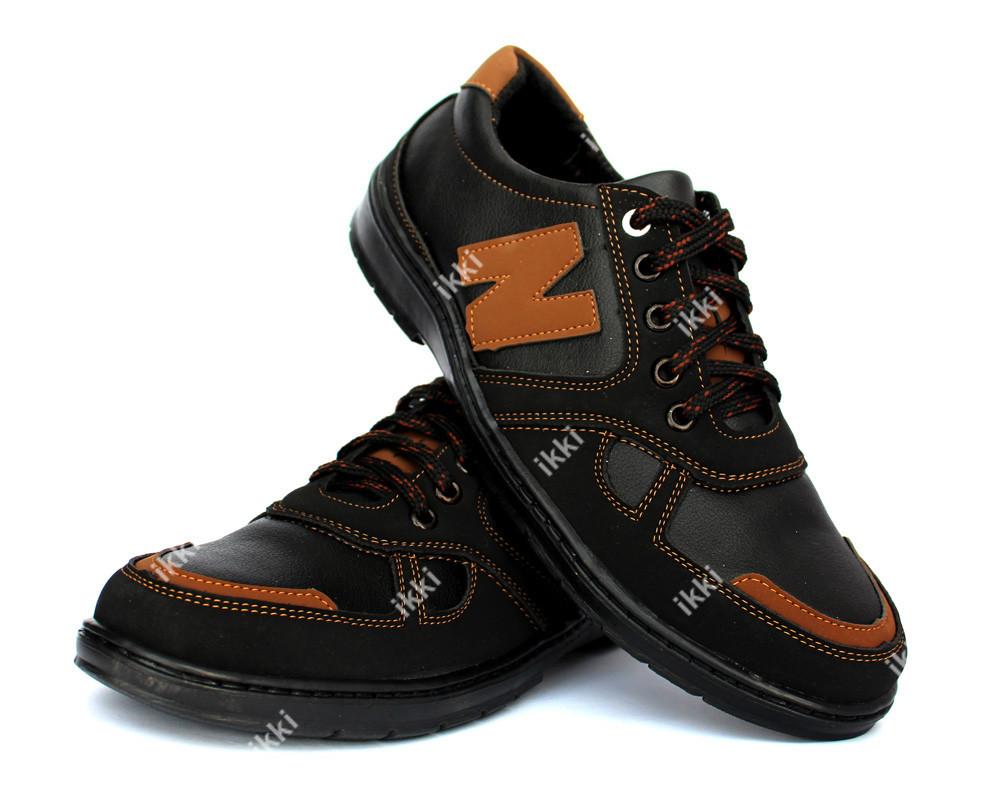 Кроссовки - спортивные туфли мужские Львовского производства (СГТ-4-к) фото №1