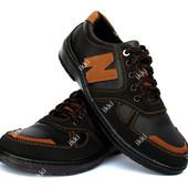 Кроссовки - спортивные туфли мужские Львовского производства (СГТ-4-к)