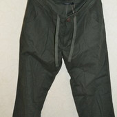 Льняные мужские штаны от Livergy размер euro 52 15-65 Я