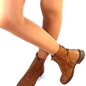 Ботинки 41 р 5th Avenue Сша кожа оригинал демисезон