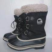 Зимние ботинки сапоги Sorel Waterproof на 35-36р. EUR35 2. 3