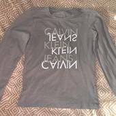 мужской реглан Calvin Klein оригинал размер S отл сост