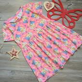 Платье с миньёнами YD (5-6 лет)