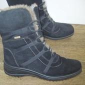 Зимние ботинки Ara Gore Tex p.5.5 вся стелька 25.5см.