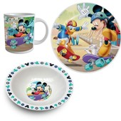 Наборы керамической посуды мальчику Микки Маус