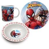 Наборы керамической посуды мальчику Spiderman