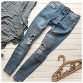 Мужские джинсы скинни BooHoo рр М