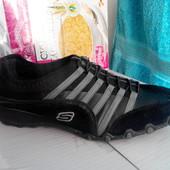 2121 кроссовки Skechers 40-41 кожа