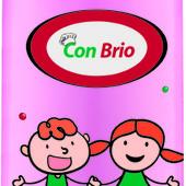 Вакуумный термос детский Con Brio 350мл CB-344 розовый