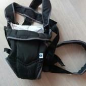 Кенгуру-рюкзак  Baby-start (Англия) 2-х позиционный
