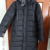 Zirano Зимова нова куртка синтепух L-XL