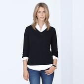 Новый! Элегантный пуловер от Tchibo (Германия)