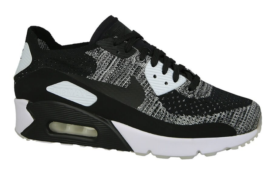 Кроссовки nike air max 90 ultra 2.0 flyknit, р. 41-45, код fr-1444 ... b9a81465148