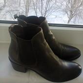 Ботинки челси из натуральной кожи 5th Avenue.