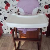 Стол и стульчик для кормления