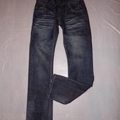 XS-S, поб 44-46 потертые! джинсы Savvy круто смотрятся!