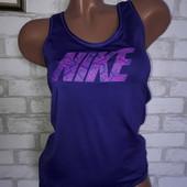 Nike Pro Эластичная фирменная майка р С сток