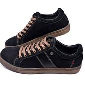 Кеды мужские нубук Multi-Shoes Stael