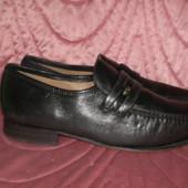 Туфли-лоферы кожаные Marks&Spencer 28 см
