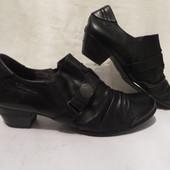 Туфли ботинки Кожа Германия Tamaris 40 размер
