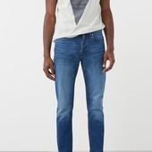 Стильные прямые джинсы Mango, 36р, высокий рост, оригинал, Испания