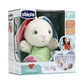 Мягкая музыкальная игрушка Кролик Флаффи, Chicco, 07930