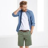 Отличные мужские шорты в стиле Chino S, L, XL тсм tchibo германия