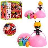 """Новинка! Кукла Леди Баг в яйце, """"Lady Bug"""" с аксессуарами в шаре!"""