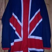 Primark(Cedarwood state) пижама-слип флисовая, мужская, размер XS-S, рост 160-165 см