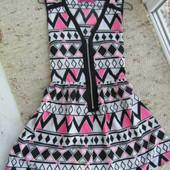 Boohoo  платье на лето 12-размер