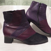 Ботинки Кожа Gabor 41 размер