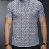 Турецкие мужские рубашки в стиле поло
