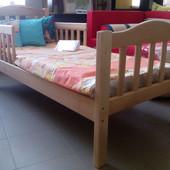 """Буковая кровать """"Малютка"""""""