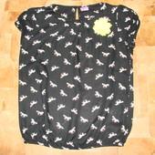 красивенная блуза F&F 12-13 лет как новая